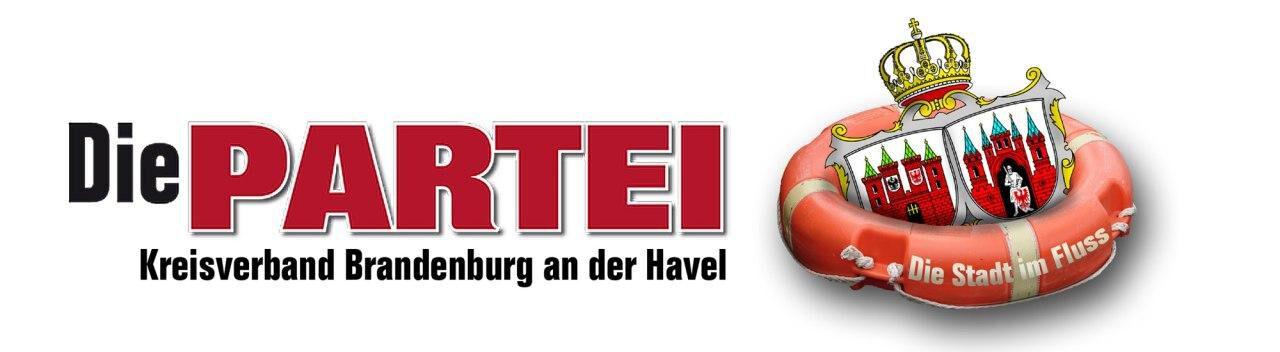 Die PARTEI Brandenburg an der Havel
